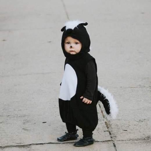 Skunk, Mally Mocs: Black
