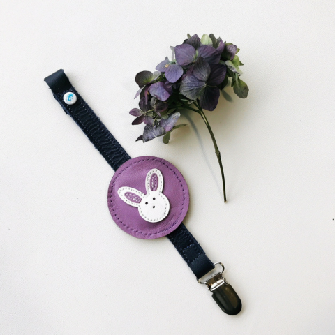 Bunny Soother Clip