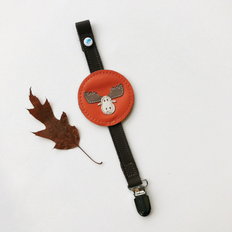 Moose Soother Clip