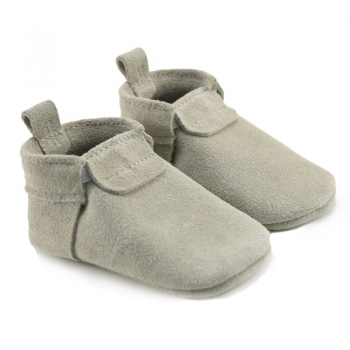 Birch Lux Suede Mally Mocs With No Fringe