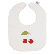 cherries bib