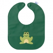 frog bib
