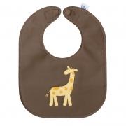 giraffe bib
