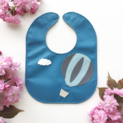 Hot Air Balloon Mally Bibs