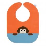 monkey bib
