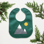 Mountains Mally Bibs