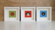 art cards, zoo animal wall decor