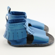sailor mally mocs sandals with fringe