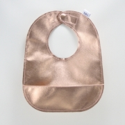 rose gold bib