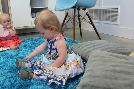 Mally Mocs leather baby moccasins product testing