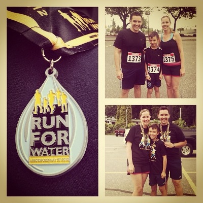 Run For Water 2012